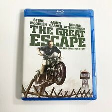New listing The Great Escape Blu-ray (New Sealed)