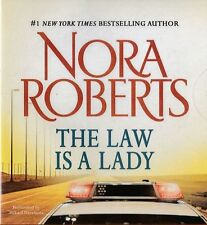 Nora ROBERTS / The LAW is a LADY  [ Audiobook ]