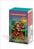 Choose Your Own Adventure Set 2 : Mystery of the Maya / House of Danger / Rac...