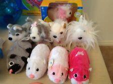 Zhu Zhu Pets toy collection