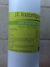 J. F. Lazartigue Oily Scalp Treatment Shampoo Cuir Chevelu Gras Salon Size 1000m
