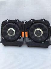 Bmw F10 F11 F12 F06 M5  Harman Kardon Subwoofers Bass Speakers 9169687  9169688