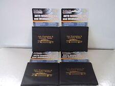4 Car Truck Registration Insurance Holder Wallet Folder New