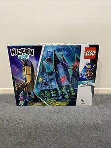 Lego Hidden Side 70437 Mystery Castle. New And Sealed
