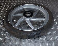 Hyosung GT 125 COMET - 2 817 kms - Jante Roue AV + pneu ( quasi neuf )