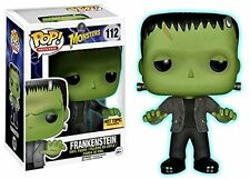 Funko Pop Monsters Frankenstein Glow in the Dark POP VINYL RETIRED POP