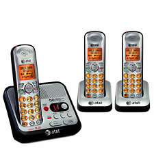Cordless Phone Set Digital Home House Office Telephone Wireless Answering System