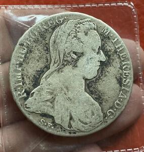 Austria 1780 Silver Thaler
