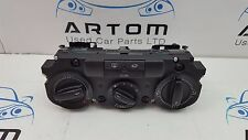 05-10 VW PASSAT B6 ESTATE HEATER / A/C CONTROL UNIT