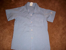 OFFICIAL GIRL SCOUTS OF AMERICA Girl Scout Shirt Size 8 Short Sleeved