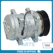 AC Compressor for Isuzu NPR Truck 8-97251-341-0 506011-9610 97251341 8972513411