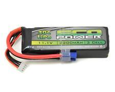 "ECP-5113 EcoPower ""Electron"" 3S LiPo 30C Battery (11.1V/2200mAh)"