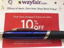 WAYFAIR.COM 10% OFF YOUR FIRST ORDER EXP 5/7/18 CODE DISCOUNT WAYFAIR