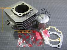 MH 125cc 54mm Big Bore Cylinder RIKEN Rings - HONDA Dio ZX Elite AF16/18/27 DD50