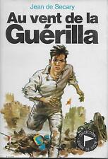 SIGNE DE PISTE N° 193 / AU VENT DE LA GUERILLA - ILL. P. JOUBERT - SCOUTISME
