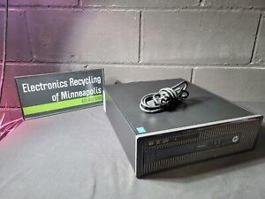 HP ProDesk 400 G1 SFF i5-4570 3.20GHz 8GB RAM 500GB HDD NO OS - TESTED