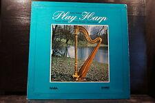 Jonny Teupen - Play Harp