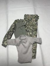 1/6 Soldiers Story ACU Aircrew BDU Uniform Shirt+ Trousers + T Shirt  SS087