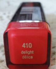NEW Cover Girl LIP PERFECTION  Lipstick  #410  DELIGHT  Full size SEALED