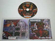 LABYRINTH/TIMELESS CRIME(METAL BLADE RECORDS 3984-14259-2) CD ALBUM