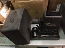 Vintage tdc 300A slide projector light three dimension lamp IN CASE WORKING