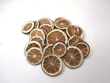 Dried Green Orange Slices Whole Orange Christmas Fruits Mandarin Slices Cinnamon