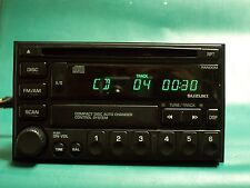 1998-02 Suzuki Esteem Vitara RADIO CD PLAYER PS-2429D
