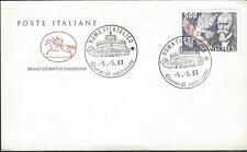 FDC 5/5/83 Italy, Primo Giorno D'Emissione