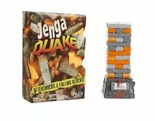 NEW JENGA Quake Game Building Blocks Skill & Action Toy *Factory Sealed*