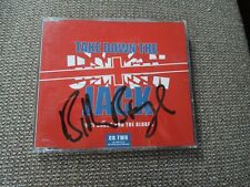 Billy Bragg Take Down The Union Jack RARE Autographed CD Single