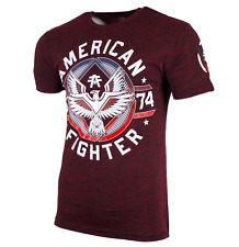 AMERICAN FIGHTER Men's T-Shirt S/S COLERIDGE TEE Athletic MMA