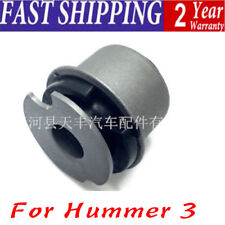 Front Differential Support Bracket Frame Brace Axle Bushing for Hummer 06-10 H3