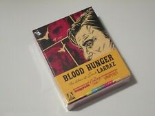 Blood Hunger: The Films of Jose Larraz (Blu-ray Disc, 2019)