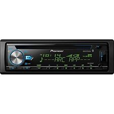 Pioneer 1-DIN Bluetooth AM FM USB AUX CD Player Car Stereo w/ Built-in Amp
