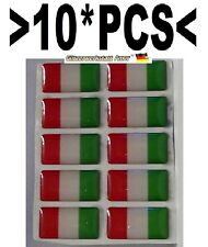 >10*Pcs< Universal Auto KFZ PKW Epoxy Sticker Abzeichen Aufkleber Tuning Styling