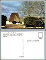 INDIANA Postcard - New Harmony, The Roofless Church G7