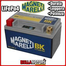 MM-ION-9 BATTERIA LITIO 12V 18AH YTX12-BS APRILIA Scarabeo L USA 500 2011- MAGNE