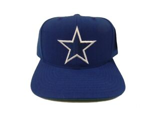 American Needle Retro Dallas Cowboys Men's Official Logo Adjustable Snap Back Ha