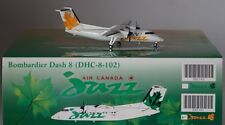 JC Wings XX2581 Bombardier DHC-8-102 Air Canada Jazz C-FGQK in  1:200 scale