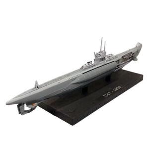 1:350 World War II German Submarine U-47 Type VIIB U-boat Diecast Metal Warship