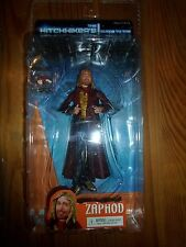 Zaphod Hitchhiker's guide to the galaxy NECA figure