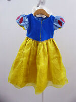 Disney Snow White Costume size 6 - 9 months Princess Dress up  Crinoline Tutu