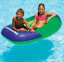 """60"""" Supergraphic INFLATABLE BOAT Lake Beach Raft 4+ yrs Pool Swimming Float 9070"""