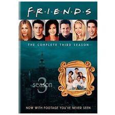 Friends - The Complete Third Season (DVD, 2010, 4-Disc Set)