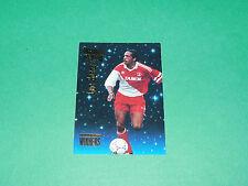 LUC SONOR FOOTBALL CARD PREMIUM 1994-1995 AS MONACO ASM LOUIS II PANINI