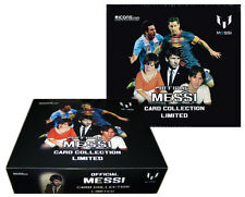 2013 Icons Official MESSI Card Collection Limited