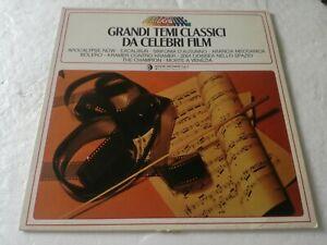 Various Grands Thèmes Classiques De Célèbre Film Rca  Ocl 16258 Italie 1983 Ost