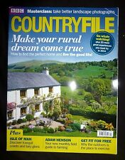 Countryfile. January 2014, BBC Whale watching, Adam Henson, Isle of Man, Get fit