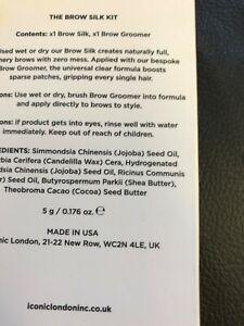 Iconic The Brow Silk Kit
