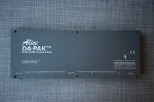ALICE DA.PAK - Audio Distribution Amplifier - 2 XLR Input to 2x4 XLR output